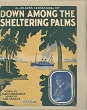 Cover of Down among the sheltering palms